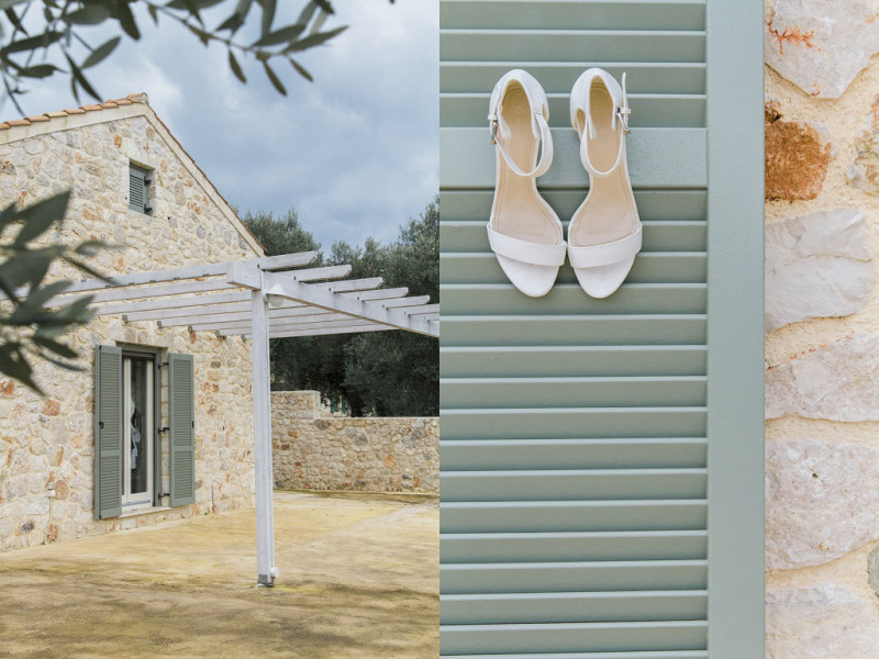 Maxeen Kim Photography, Ithaca Greece Wedding, Destination Wedding