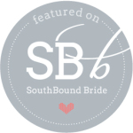 Featured on SouthBound Bride