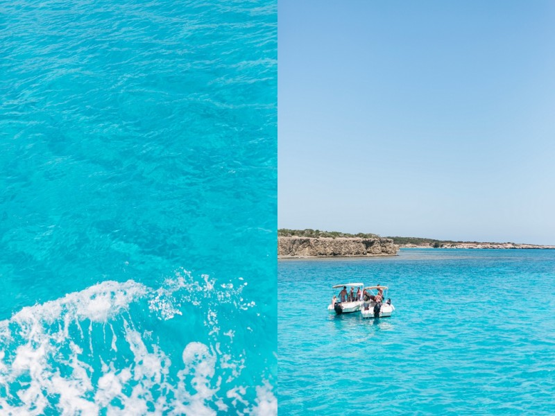 Maxeen Kim Photography, Travel Photography, Destination Wedding Photographer, Cypurs Wedding Photographer, 8 Things to do with Your Wedding Guests in Cyprus, Blue Lagoon