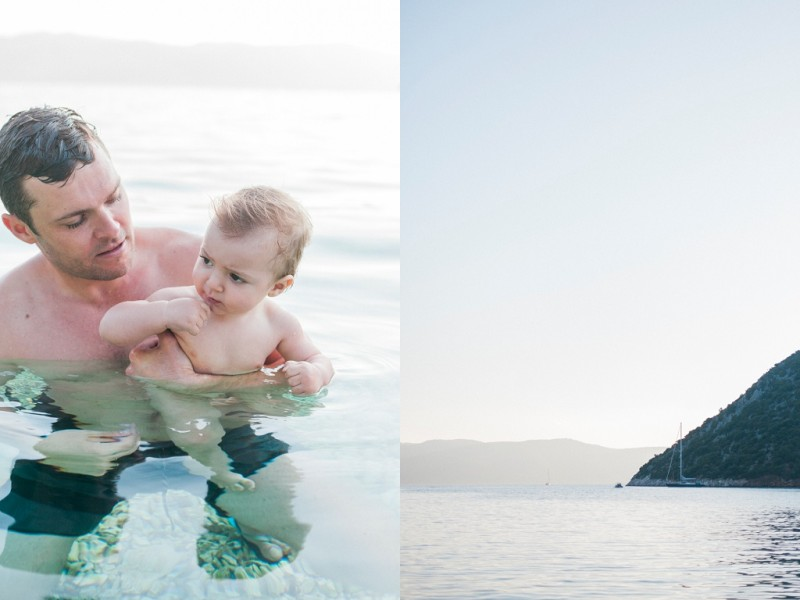 Maxeen Kim Photography, Rodokanakis Family, Polis Beach, Ithaca, Greece, Polis Beach Portraits, Destination Family Photography, Family Photography