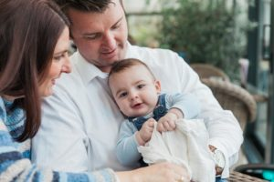 London Family Shoot at Hotel Du Vin in Wimbledon by Maxeen Kim Photography