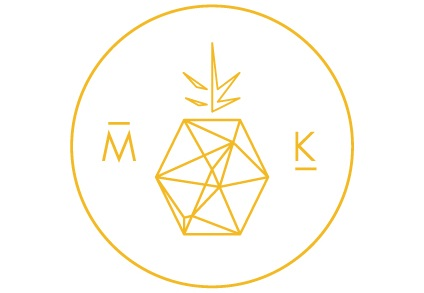 Pineapple Logo for Maxeen Kim Photography
