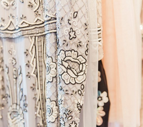 Wedding Dress Inspiration from Needle & Thread by Maxeen Kim Photography