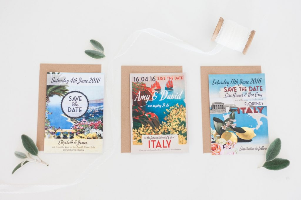 Travel Themed Wedding Stationery, Maxeen Kim Photography