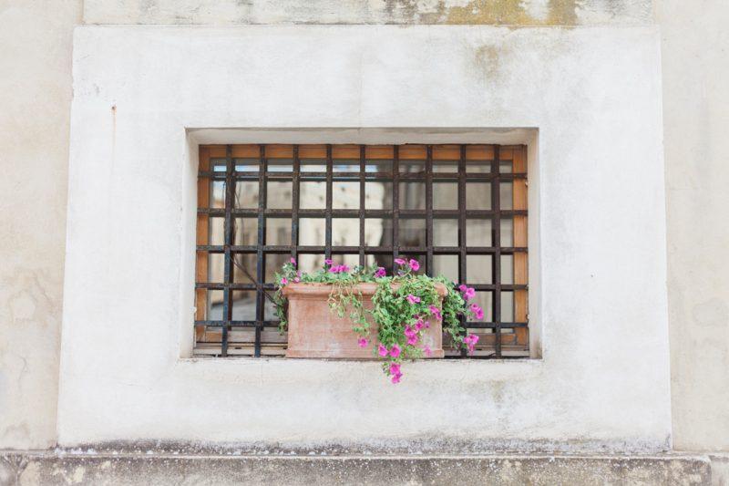 Vasto, Italy, stone, Travel, flowers