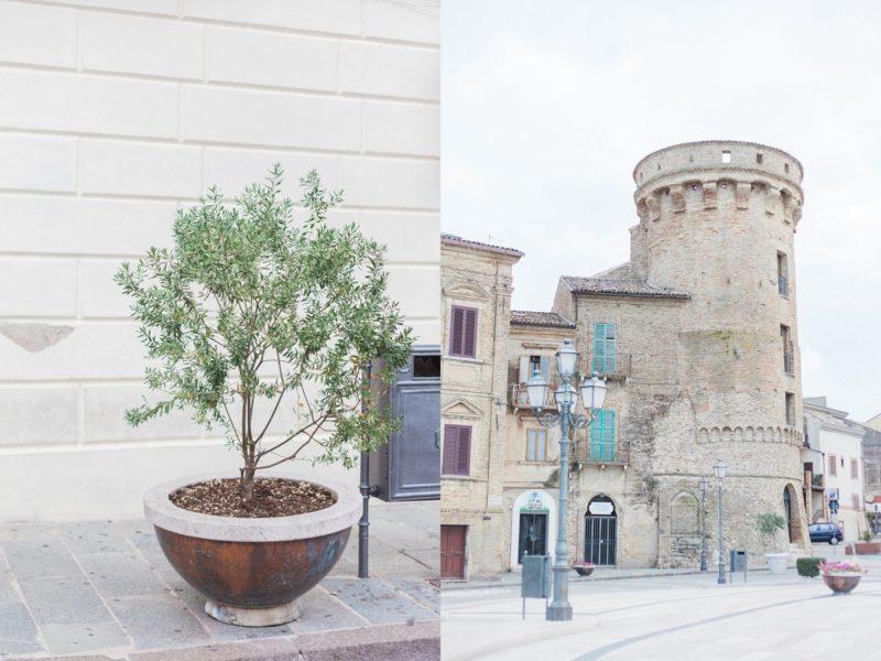 Vasto, Italy, Medieval Centre, Travel