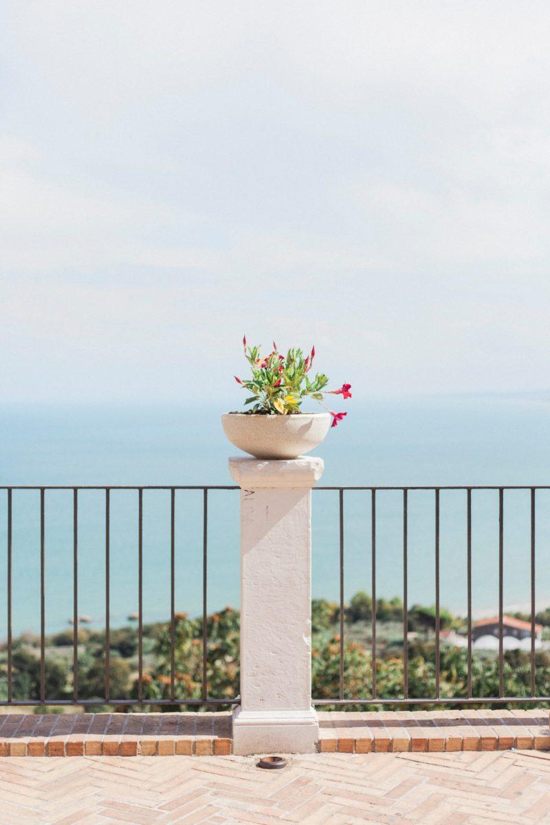 Vasto, Italy, flowers, Travel