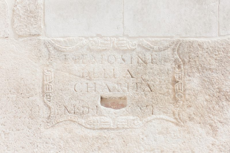 Vasto, Italy, stone, Travel