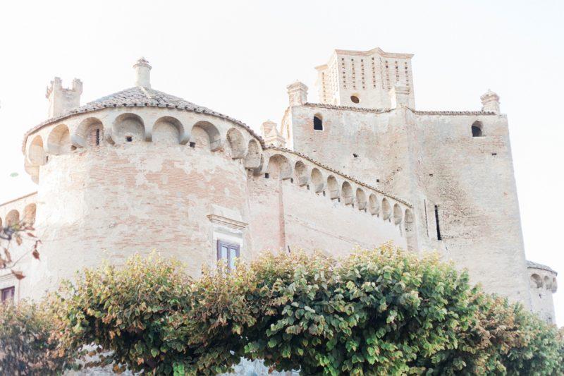 Castel in Serracapriola Italy